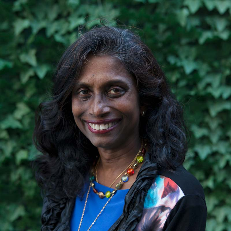 Indrani Tharmanason, Chief Financial Officer