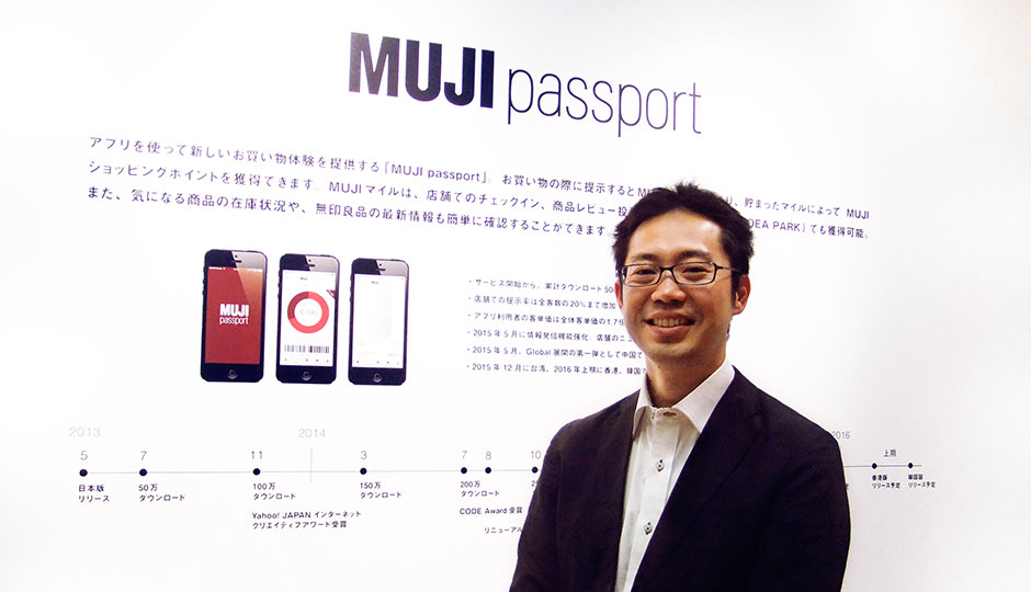 Analysing Customer Behaviour: Muji Passport