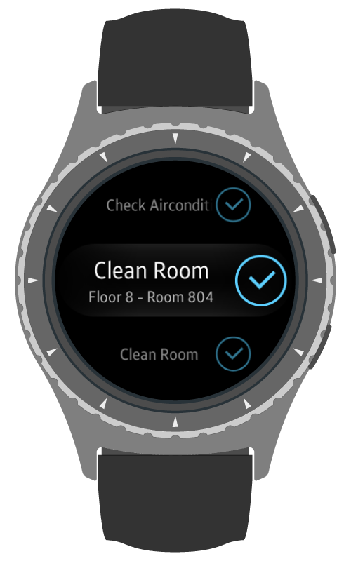 Wearable Task Notifications