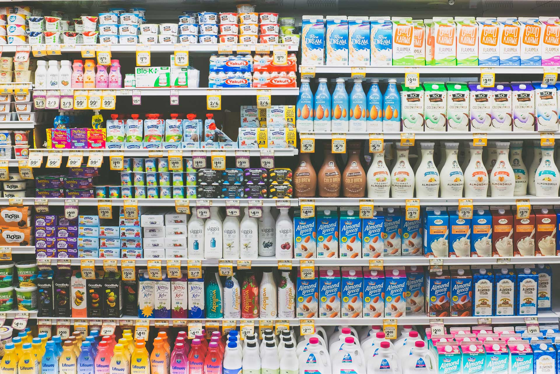 Retail Struggles: IoT Can Keep the Right Products on the Grocery Store Shelves