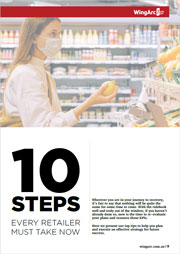 10 Steps Every Retailer Must Take Now