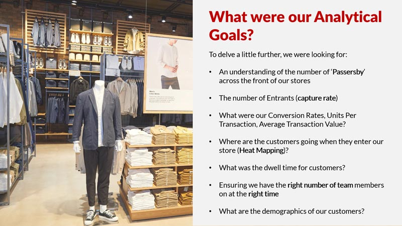 What were our Analytical Goals?